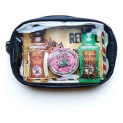 Reuzel TRAVEL KIT - PIGS CAN FLY BY PLANE PINK