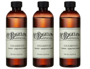 C.O. Bigelow Lavender & Peppermint Shampoo 150ml Set of 3