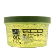Eco Styler Olive Oil Styling Gel 240ml (Pack of 1, Pack of 3)