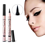 Tenworld 1PC Eyeliner Pen Makeup Cosmetic Black Ink Liquid Eye Liner Pencil Make Up Tool