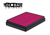 Global Body Art Water Based Face Paint - Standard Magenta 50gr
