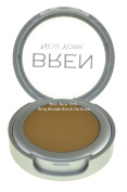 Brush of Brow Eyebrow Powders for All Day Wear Easy to Blend and Match Natural Blonde