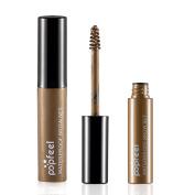 DE'LANCI Eyebrow Gel Tint Kit Long Lasting Brow Cake Makeup Tool Eyebrow Contour Kit