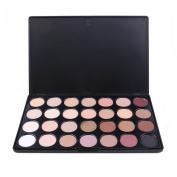 Professional Makeup Base Palettes Natural 28 Neutral Nude Colours Warm Matt Tone Eyeshadow Makeup Beauty Palette Kit