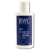 Beauty Without Cruelty Facial Care Extra Gentle Eye Make-Up Remover 120ml Fragrance-Free Skin Care (a) - 2pc