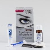 Eyelash and Eyebrow Colouring Kit Eyelash Extensions Eyebrow durable colour Colour brown