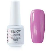 Elite99 Gelpolish Soak-off Gel Nail Polish UV LED Nail Art MediumOrchid 8ml 1410-MediumOrchid