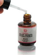 COSCELIA 1Pc 14ML Natural & False Nails Primer Nail Art Tool Acrylic Base Coat For UV GEL Nail Builder & Acrylic Tips
