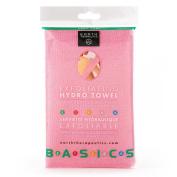 Earth Therapeutics Exfoliating Hydro Towel Pink