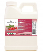 3790ml Rosehip Seed Oil - 100% Pure & Unrefined Virgin Oil - Natural Moisturiser for Face, Skin, Hair, Stretch Marks, Scars & Wrinkles - Omega 6, Vitamin A & C