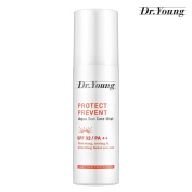 [Dr. Young] Protect Prevent Care Aqua Sun Care Mist SPF32 PA++ 70ml - Hydrating & Cooling