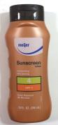 Meijer Sunscreen Lotion, 300ml, Moisturising Dark Tanning, SPF 4