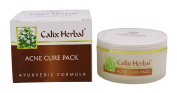 Calix Herbal Ayurvedic Formula Acne Face Pack - 60ml