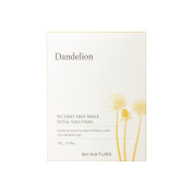 SKINATURE Dandelion Second Skin Mask Total Solution 10pcs