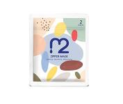 M2 Zipper Mask Pack, Soothing, Nourishing, Moisturising