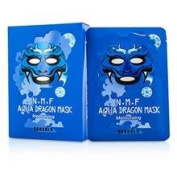 Gangbly Aqua Dragon Mask N.m.f 10x27ml