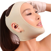 AABABUY 1Pc*Full Face Style Anti Wrinkle Face Slimming Cheek Mask Lift V Face Line Slim-XL