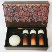 Korea Cosmetics DONGINBI Red Ginseng Power Repair CREAM Special Set/ Cream 60ml+Softner 31ml+Emulsion 31ml+Essence 31ml/ Limited Edition