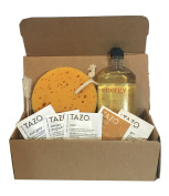 Bath & Body Works Spa Gift Baskets - Aromatherapy Gift Set - Because You Deserve It *Stress Relief -or- Energising -or- Sleep -or- Sensual Options Available*