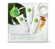 Skinfood NZ - Refresh Your Face Set - Cleans All, Mud Masque & Exfoliating Scrub