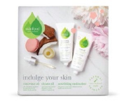 Skinfood NZ - Indulge Your Skin Set - Cleans All, Coco+nut Oil & Nourishing Moisturiser