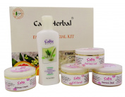 Calix Herbal Ayurvedic Antioxidant-Calming Fairness Facial Kit - 320ml