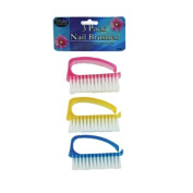 JT Cosmetics Nail Brush Set - 12 Pack