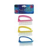 JT Cosmetics Nail Brush Set - 12 Pack