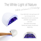 48W 24W Professional Natural White LED gel UV gel Nail Lamp