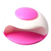 Lifetop Portable Mini Hand Finger Toe Nail Art Gel Tip Dryer Blower Fan Finger Dryer