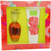 Narcisse By Chloe For Women. Set-edt Spray 100mls & Body Lotion 200mls