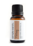 Nutmeg Essential Oil by Simply Earth - 15 ml, 100% Pure Therapeutic Grade