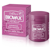 Biovax Luxurious Hair Masque (Orchid & White Truffles) Damaged Hair Treatment