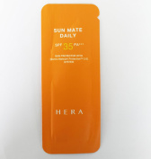 30 X Hera Sample Sun Mate Daily SPF35 PA++ 1ml