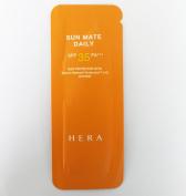30 X Hera Sample Sun Mate Daily SPF35 PA++ 1ml