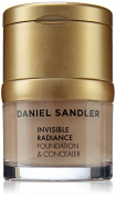 Daniel Sandler Invisible Radiance Foundation and Concealer 30g Honey