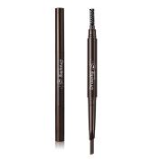 Scala 2016 New Waterproof 5 Colours Eye Brow Eyeliner Eyebrow Pen Pencil With Brush Makeup Cosmetic Tool