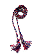 Three-colour Braided Honour Graduation Cords Grad Days