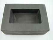 590ml Gold 300ml Silver High Density Graphite Mould Bar Loaf Scrap Copper