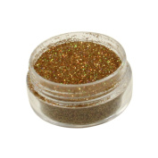 Diamond FX Polyester Glitter - Red Gold