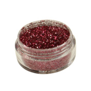Diamond FX Polyester Glitter - Cristal Red