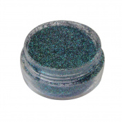 Diamond FX Polyester Glitter - Cristal Green