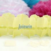 Joinwin® 6Pcs Hanging Garland Four-Leaf Clover Garland Tissue Paper Flowers Garland Wedding Decor Party Decor 11.81Feet/3.6M