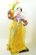 "Korean Doll - Korean toy- 30cm/12"" tall - Asian Doll - KR019"