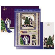 Hunkydory Festive Deco - A Family Christmas - Topper Set Card Kit