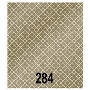 Craft Consortium Decoupage Printed Paper Pack of 3 - 284 Gold Delight