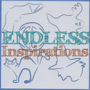 Endless Inspirations Original Stencil, 15cm x 15cm , Halloween Combo 1