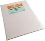 Groovi Parchment Paper A4 x 20 Sheets For Parchment Craft 150gsm