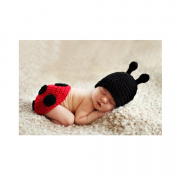 Nurbo Newborn Infant Baby Boy Photography Prop Costume Cute Cap Pants