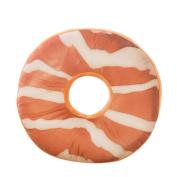DATEWORK Doughnut Shaped Plush Soft Novelty Style Cushion Pillow